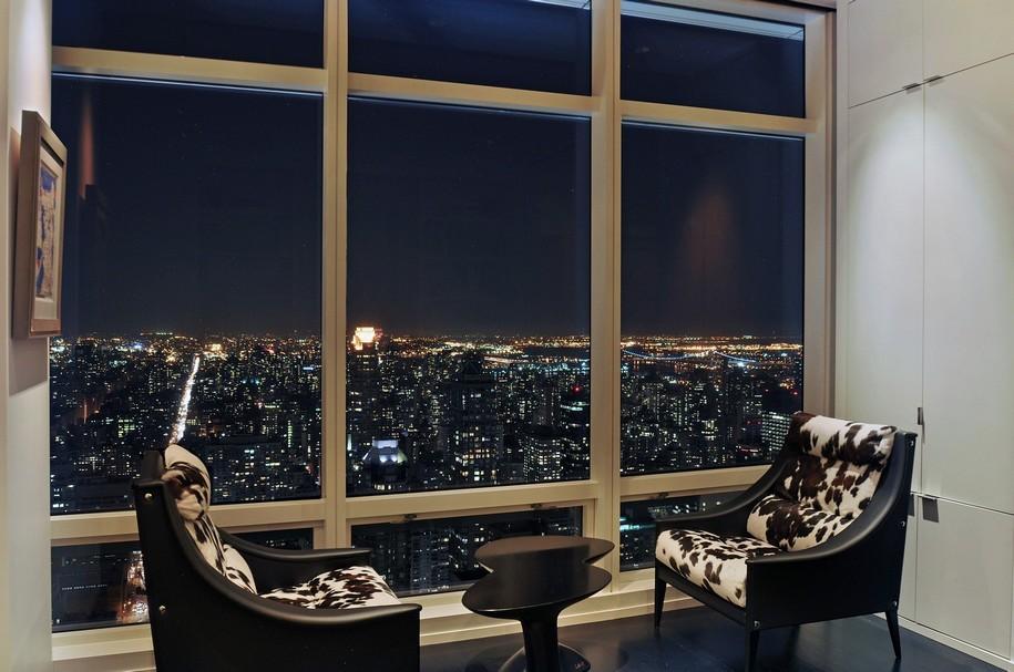 Пентхаус в Башне Блумберга на Манхэттене от Сюзаны Ловелл