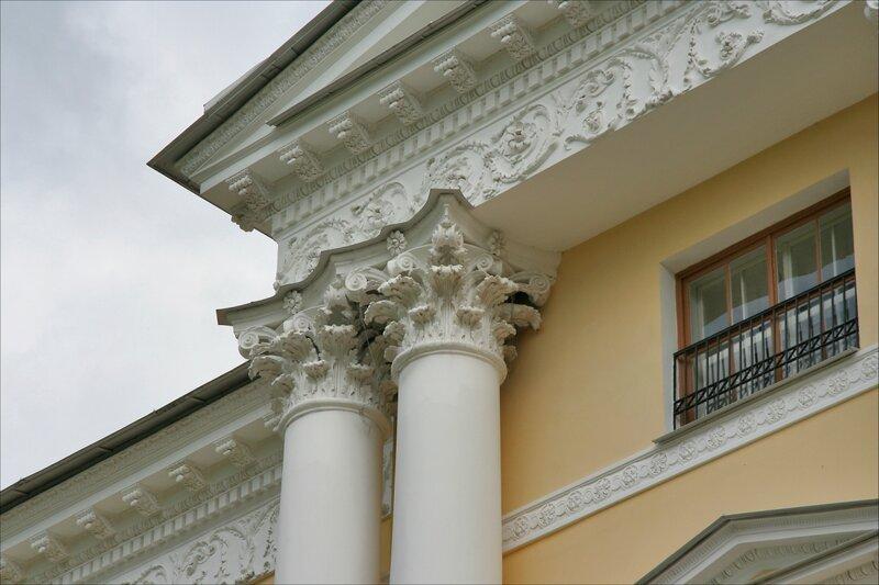Павловский дворец, деталь