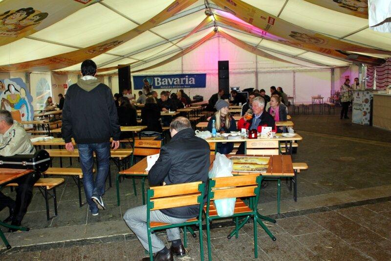 Второй день Жовтень Fest на Майдане