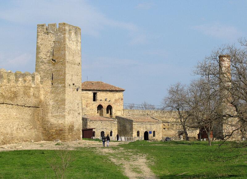 23 августа вход в крепость