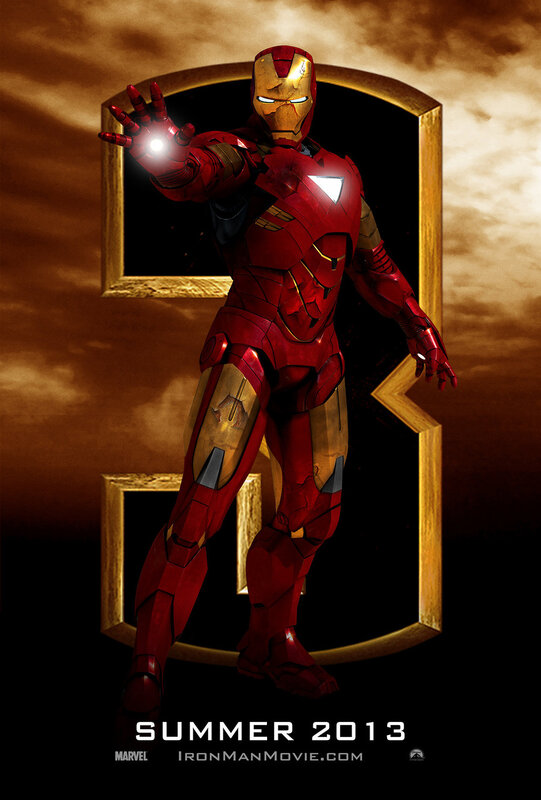 Железный человек 3 / Iron Man 3 (2013) HDTVRip 1080p