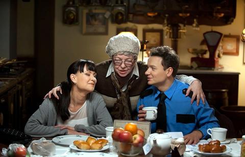 Мужчина с гарантией; Гришаева, Олешко, Волкова
