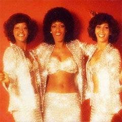 фото The Three Degrees