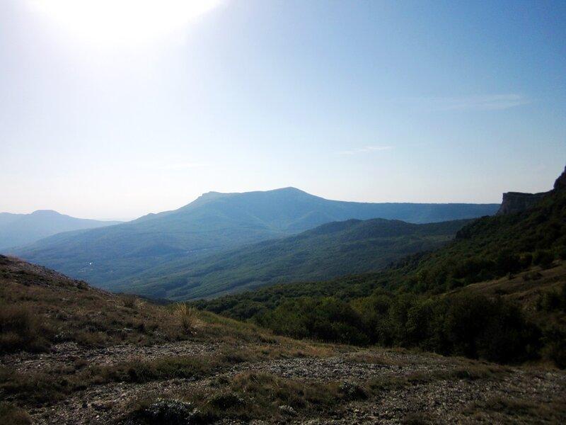Вид с южной Демерджи