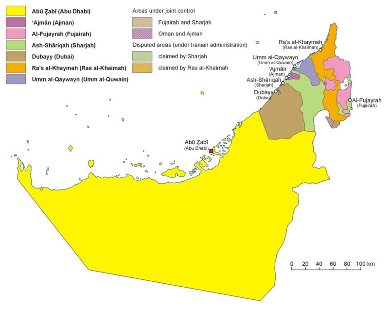 eia.gov: United Arab Emirates