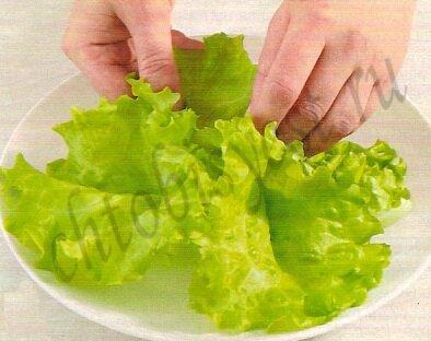 фаршированный салат