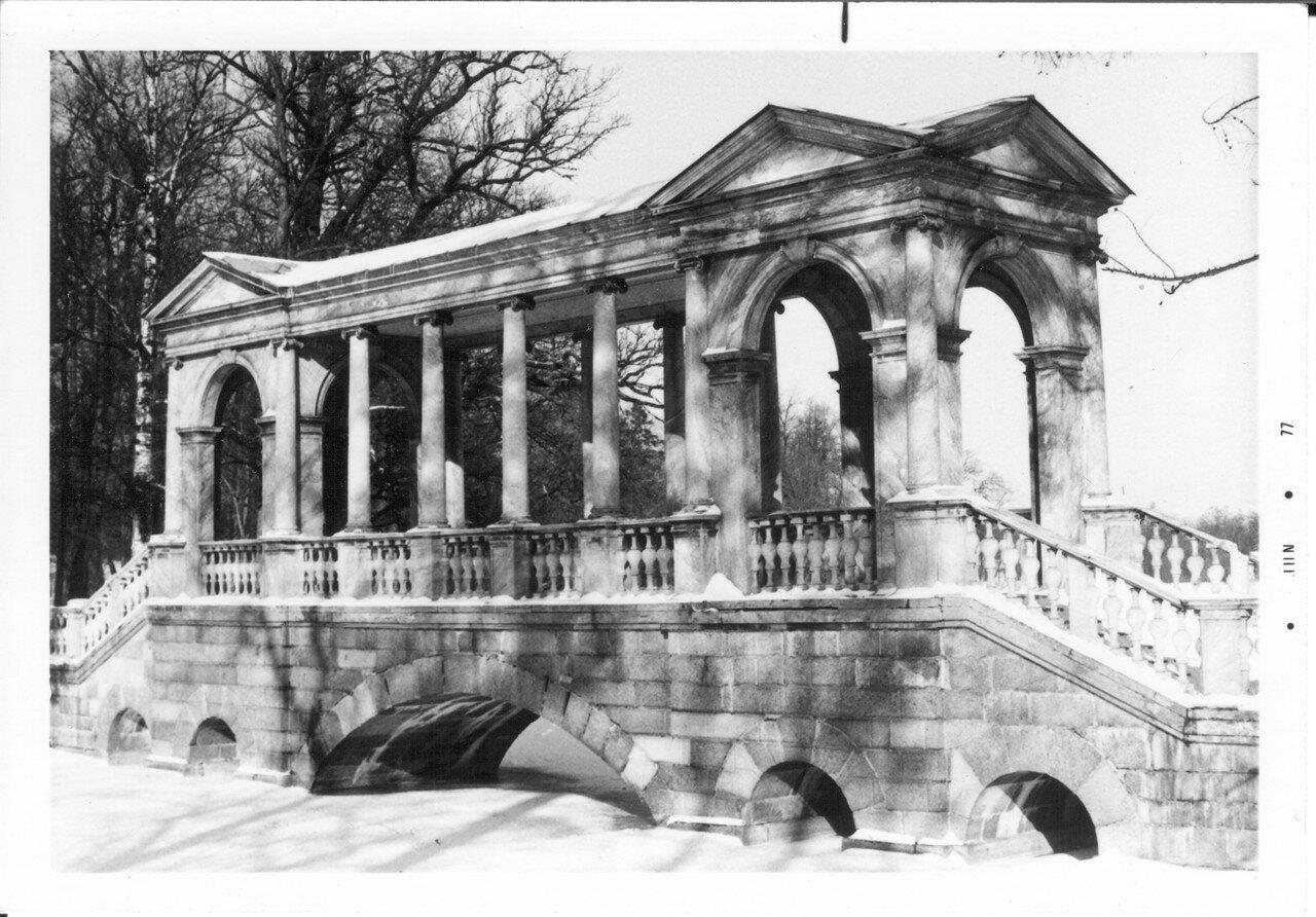 Екатерининский дворец. Весна 1977