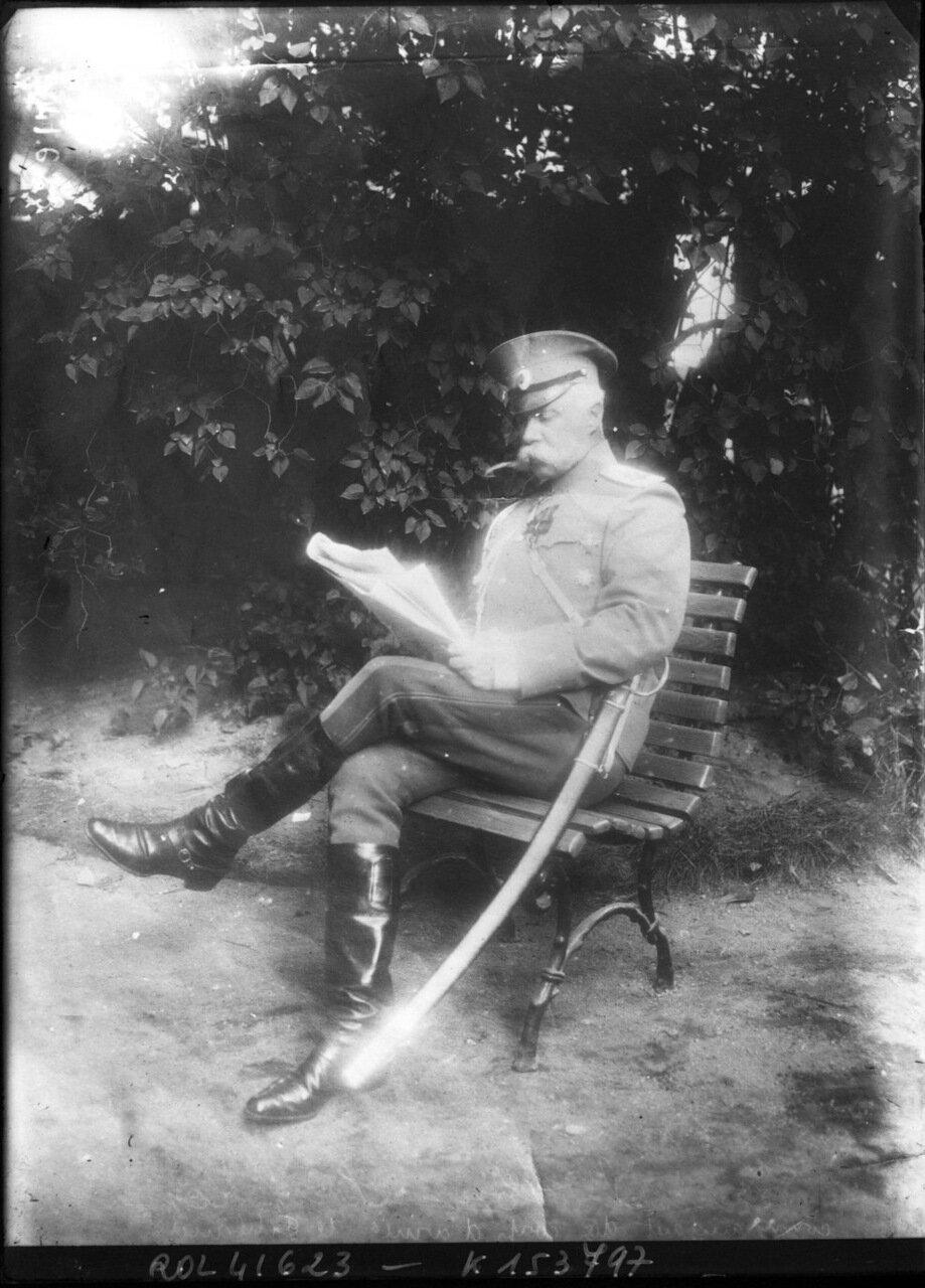 Владимир Александрович Бекман (31 мая 1848 Санкт-Петербург — 26 ноября 1923) — русский генерал от кавалерии, государственный деятель