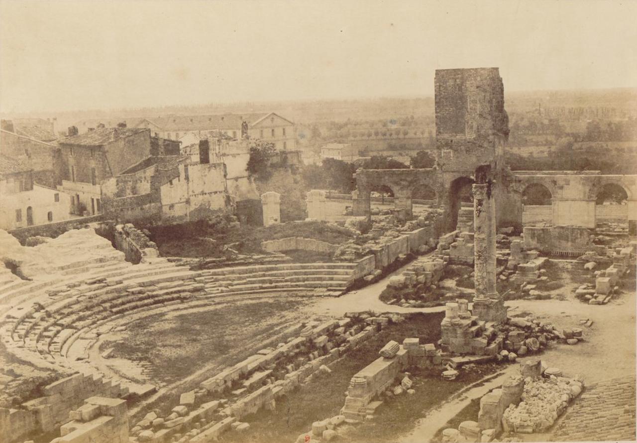 1860. Римский амфитеатр