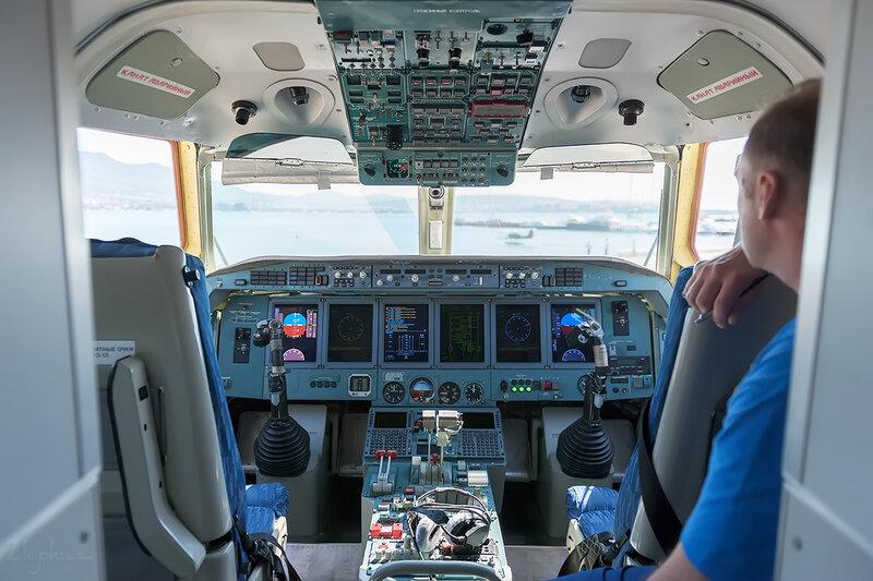 Бериев Бе-200ЧС (RF-32767) МЧС DSC_4607