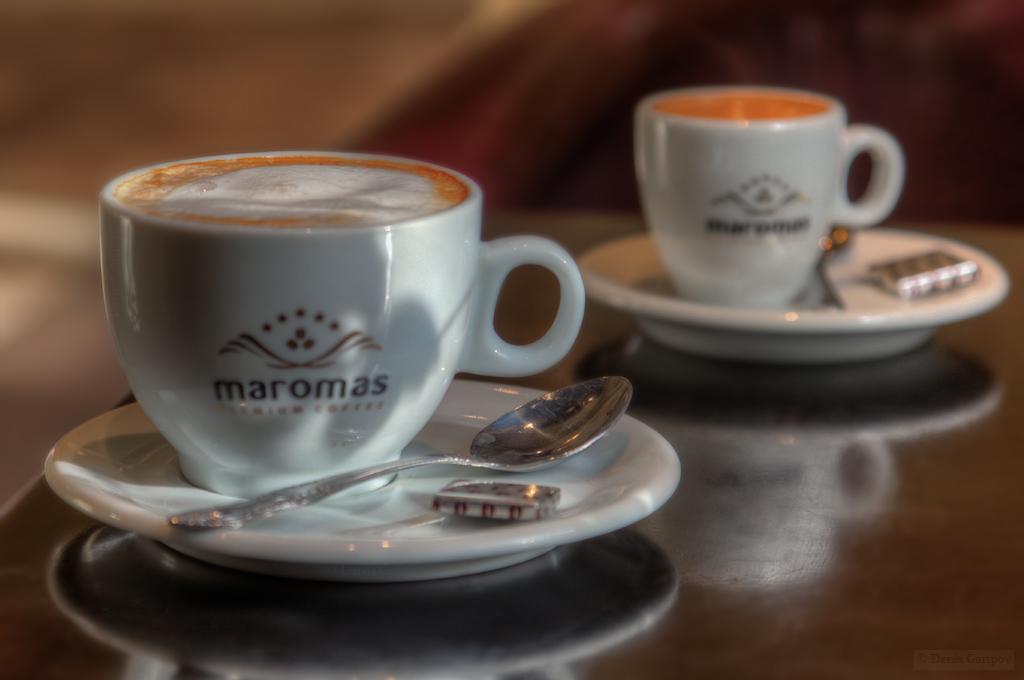 Кофе в Гатчине