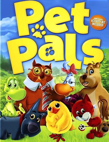 Любимые приятели / Pet Pals (2012) DVDRip