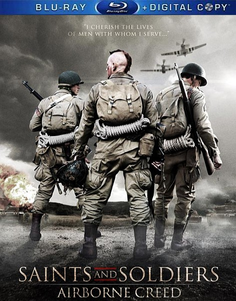 Они были солдатами 2 / Saints and Soldiers: Airborne Creed (2012) BDRip 1080p / 720p + HDRip