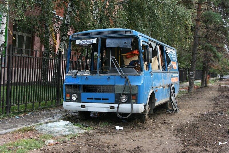 Доработка автобуса паз своими руками 86