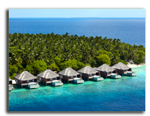 Мальдивы. Dusit Thani Maldives 5*