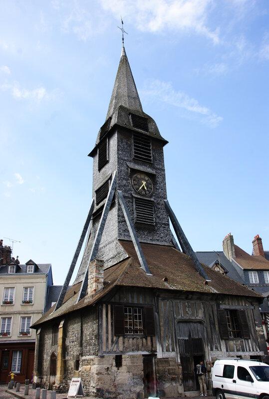 Колокольня церкви святой Екатерины