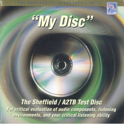 The Sheffield / A2TB Test Disc - 'My Disc' (1994) APE