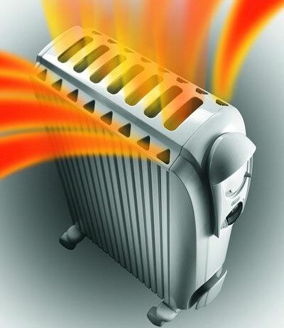 Основное преимущество электрических масляных радиаторов по сравнению с образцами открытого типа заключается в наличии...