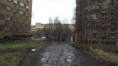 Фото города Инта №2043  Мира 29, 24б и 27 12.10.2012_13:19