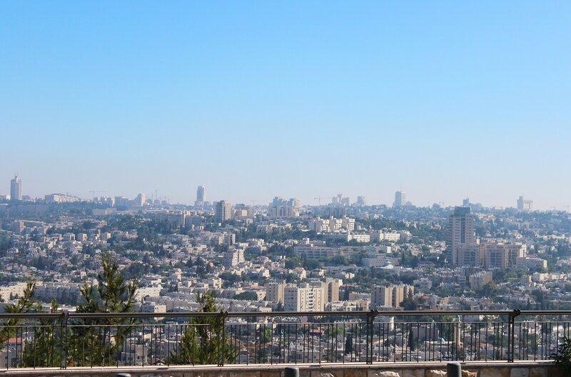 Единый и неделимый город Иерусалим