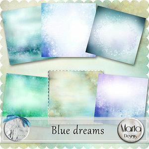 «Blue Dreams» 0_95333_6a575dab_L