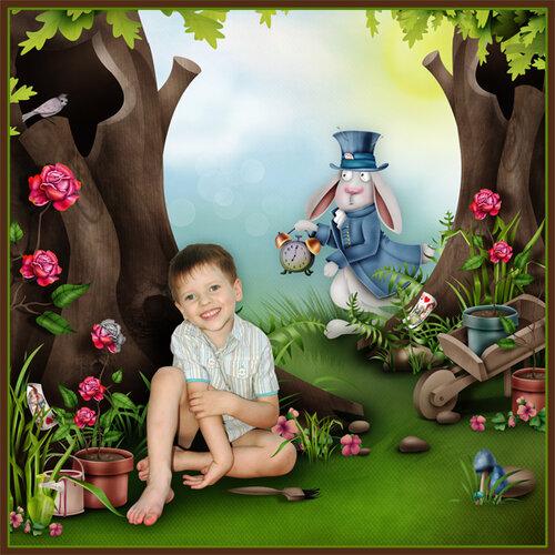 «Adventure in Wonderland» 0_95fbb_c9d371a7_L
