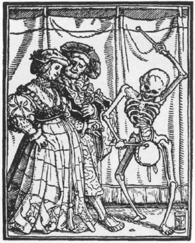 Danse macabre -- Camille Saint-Sans / Пляска Смерти