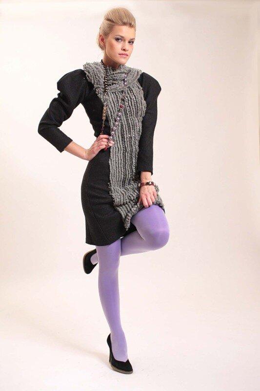 Fashion-piart Зимние платья российского дизайнера,сайт www.fashion