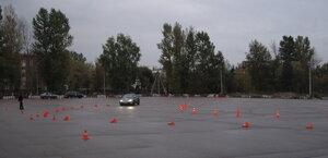 С курсов вождения