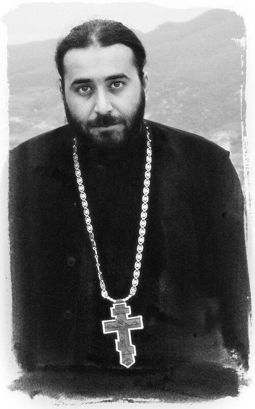 Отец Серафим - самый молодой схимник в СНГ