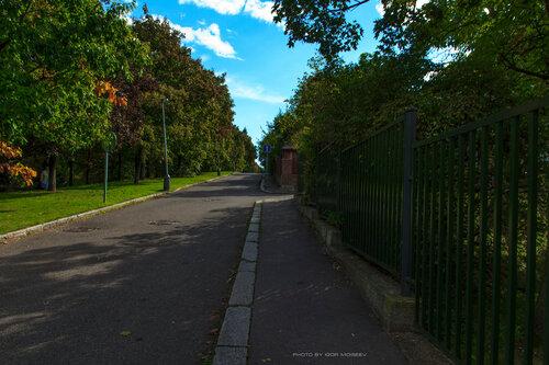 Простые улочки Праги