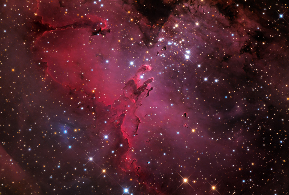 Как выглядит созвездие стрельца на небе фото