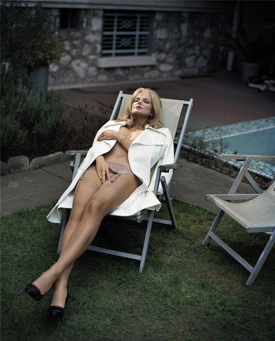 Eniko Mihalik / Энико Михалик, фотограф Vincent Peters в журнале Vogue Spain, сентябрь 2012