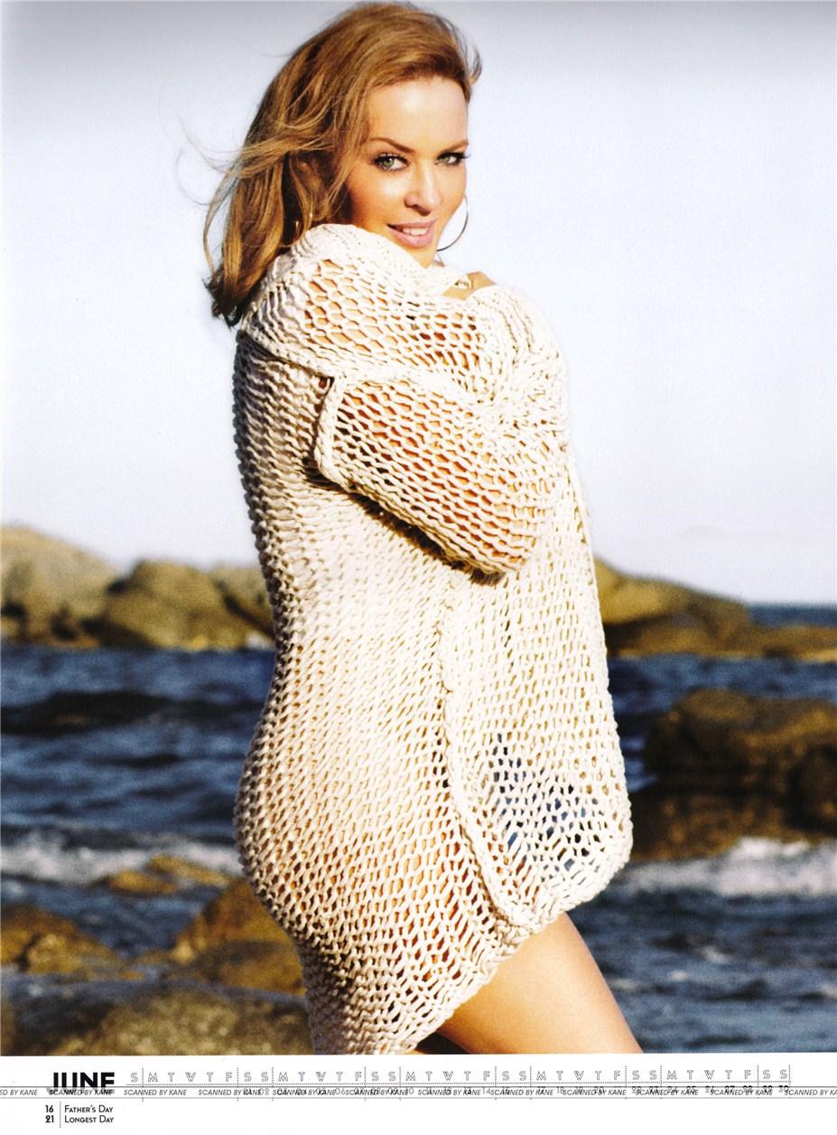 Kylie Minogue / Кайли Миноуг - календарь на 2013 год
