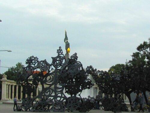 Памятник освободителю