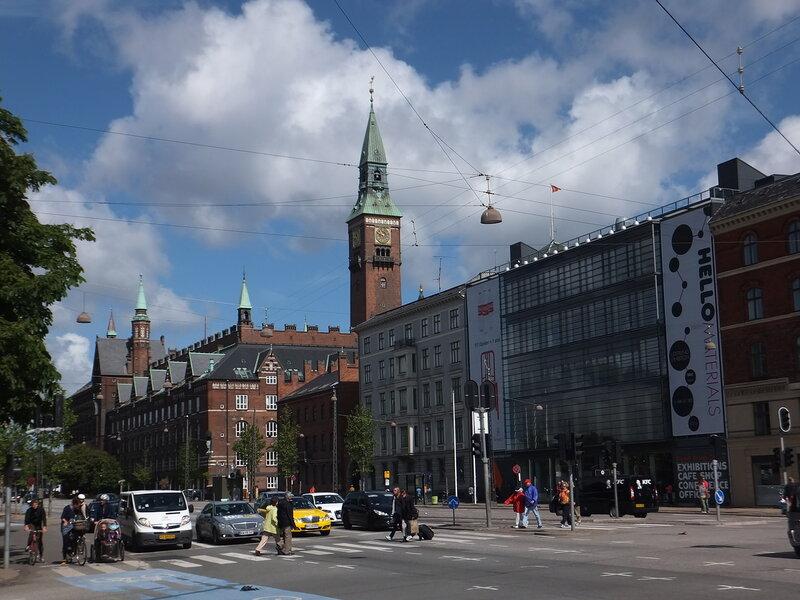Копенгаген-Дания