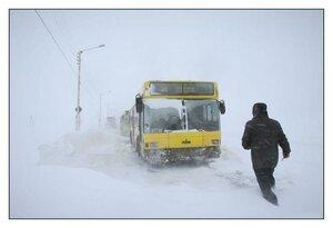 Общественный транспорт столицы Приморья проверяют на предмет готовности к зиме