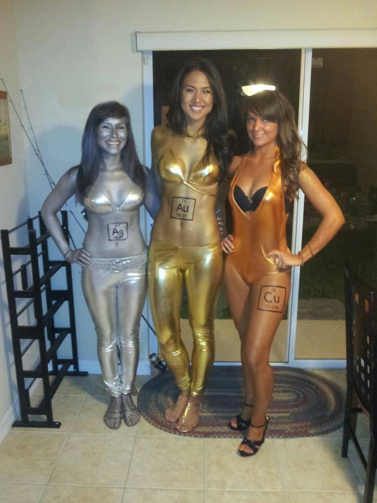 Что выберешь ты - золото, серебро или медь?