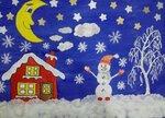 Бодрова Мария (рук. Журавлева Светлана Викторовна) - Зимушка-Зима