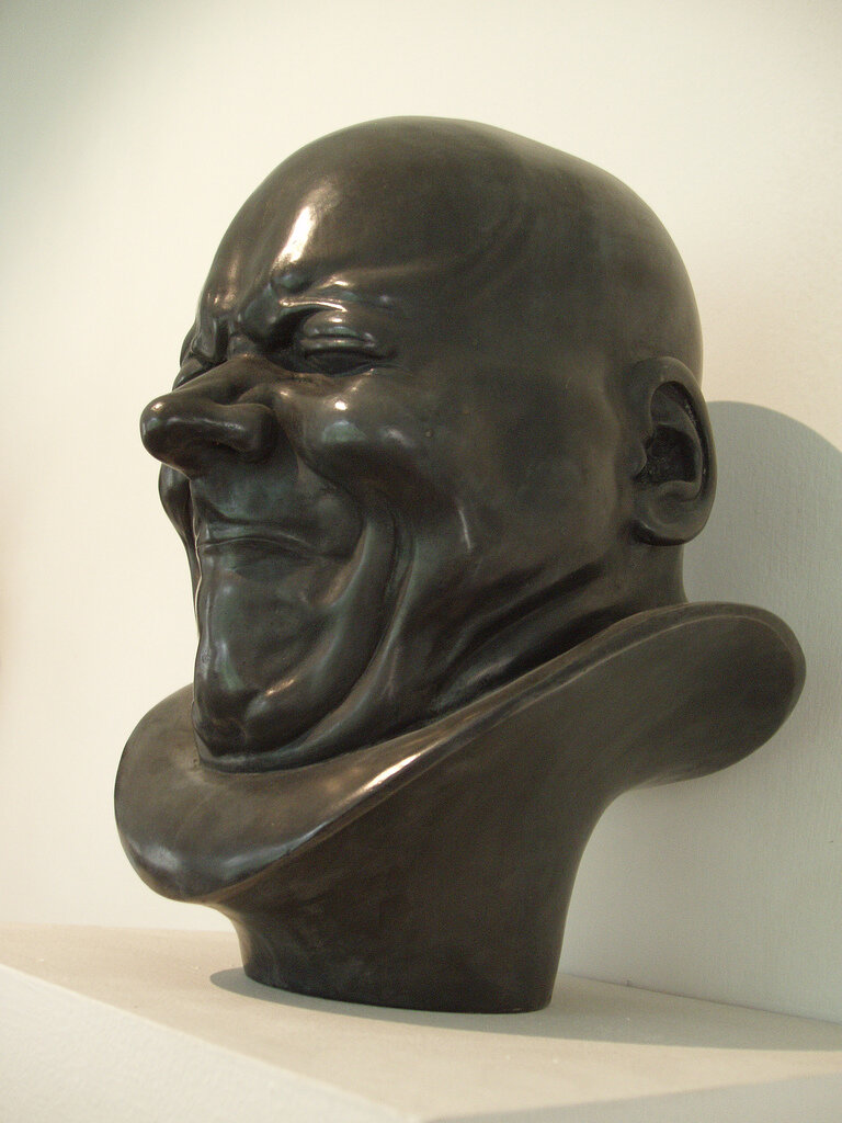 Emotions Franz Xaver Messerschmidt (1736 – 1783)