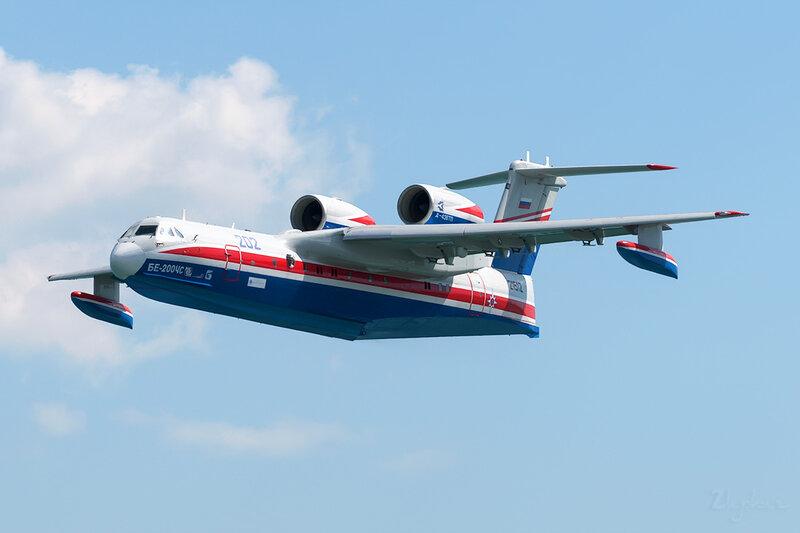 Бериев Бе-200ЧС (RF-21512) ТАНТК Бериева DSC3084