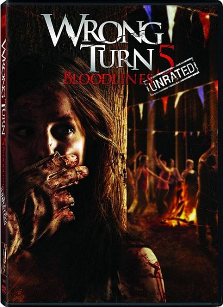 Поворот не туда 5 / Wrong Turn 5 (2012) BDRip  1080p / 720p + DVD9 + DVD5 + HDRip