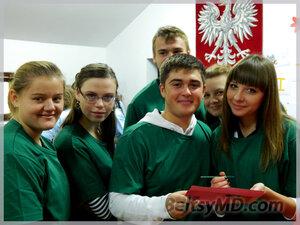 Встреча польской молодёжи со всей Молдовы в Бельцах