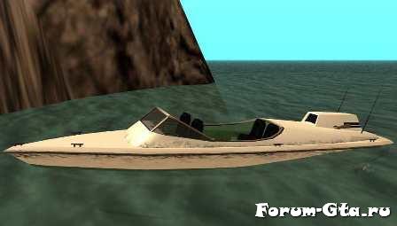GTA San Andreas Speeder