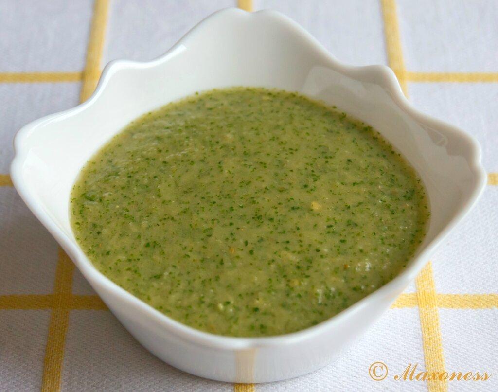 Зелёный чатни. Индийская кухня