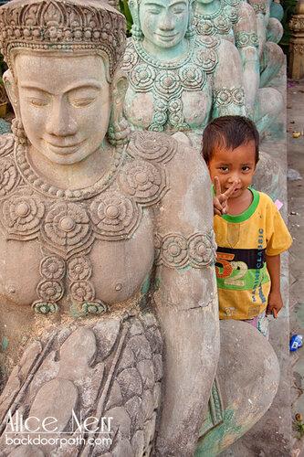 маленький камбоджиец