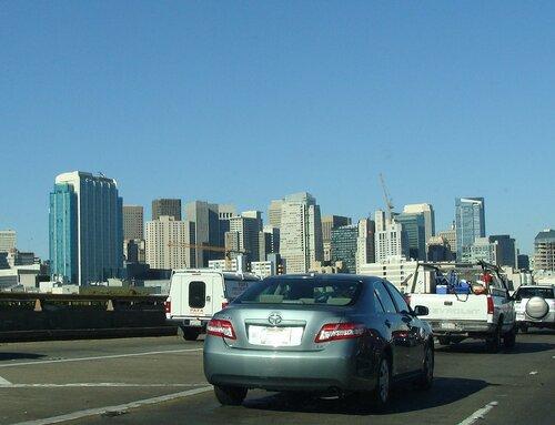 Даунтаун Сан Франциско