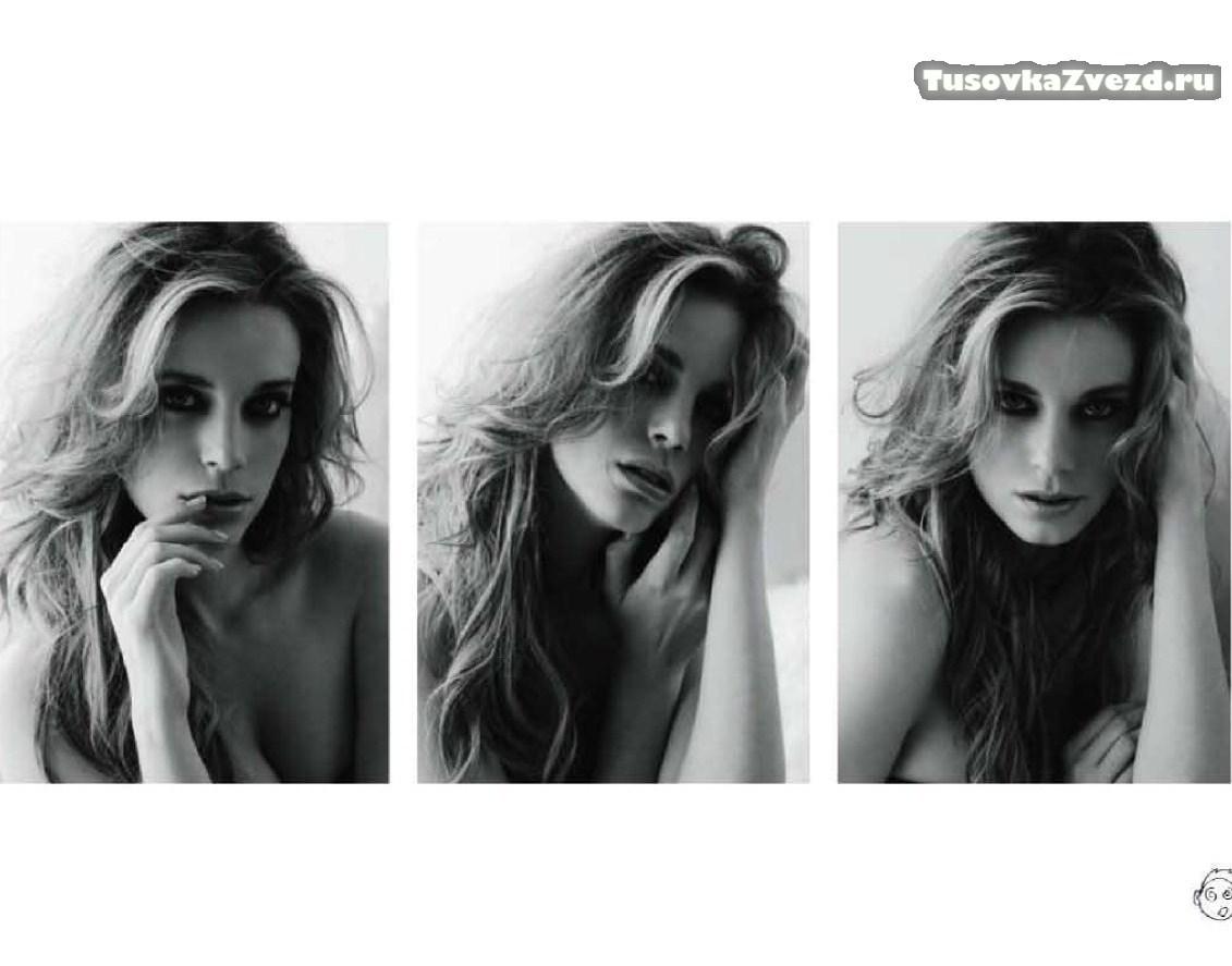 Каролина Банг (Carolina Bang) эротическая фото сессия для журнала DT Испания, январь 2011