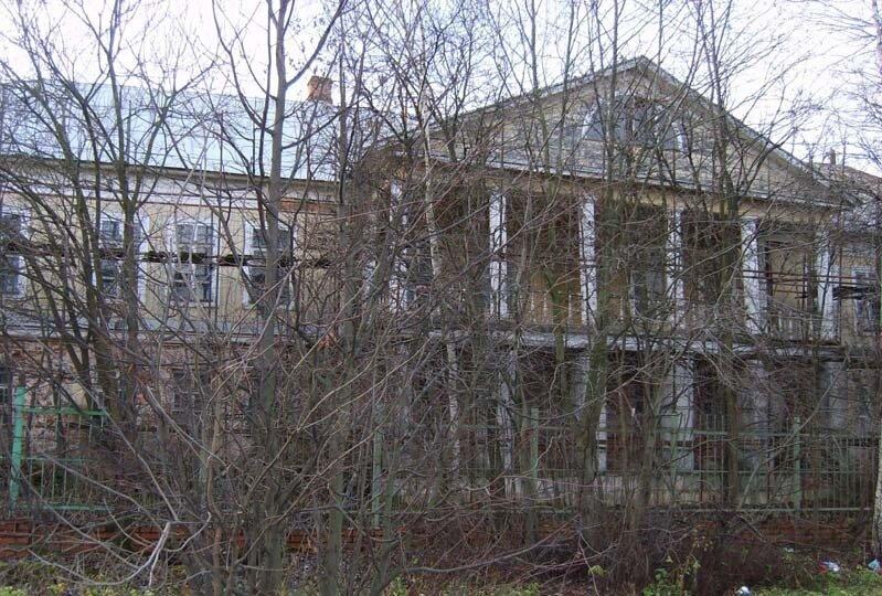село Перхушково дом Яковлева