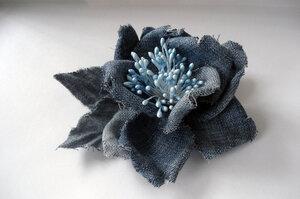 Цветы из джинсовой ткани - Страница 3 0_9d698_1600869e_M